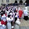 Altar Servers at Aylesford
